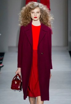 Scarlet Fever: The Season's Red Hot Hues on the Runway