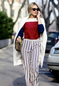 Phoning It In: Street Style Busybodies at Fashion Week