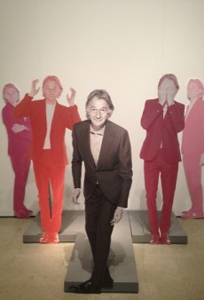 Inside the Hello, My Name Is Paul Smith Exhibition