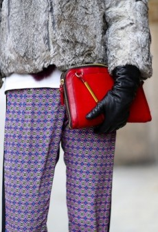 NYFW Fall 2014 Street Style Stalking: In This Cold, It's All About Accessories