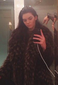 Kendall Jenner P.I.M.P.s for Vogue and Other Celeb Twitpics of the Week