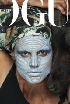 Saskia de Brauw is Vogue Italia's Wonderfully Wild March Cover Girl (Forum Buzz)