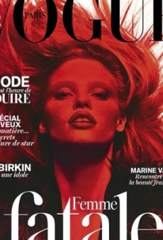 Lara Stone Covers Vogue Paris: Daring or Disappointing? (Forum Buzz)