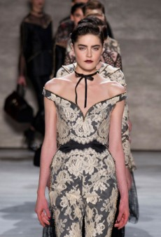 Baroque Goes Street at Zimmermann Fall 2014 (Runway Review)