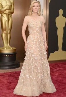 2014 Oscars: Even a Wet Red Carpet Couldn't Dampen the Glitz and Glamour