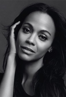 Zoe Saldana is the New Face of L'Oréal Paris: Do You Care?