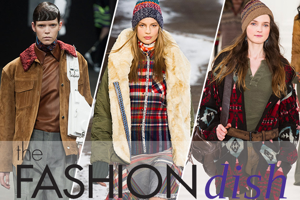 Alexander Wang (right) / Tommy Hilfiger (center) / Ralph Lauren (right) / Images: IMAXtree