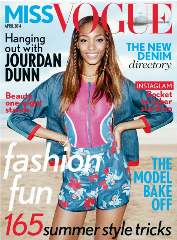 jourdan dunn miss vogue 620
