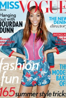 Jourdan Dunn Discusses Racism in Fashion