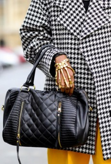 Paris Fashion Week Street Style: The Accessories