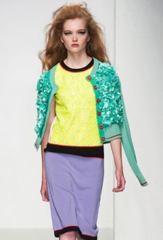 The New Pretty: Spring's Pumped Up Pastel Trend