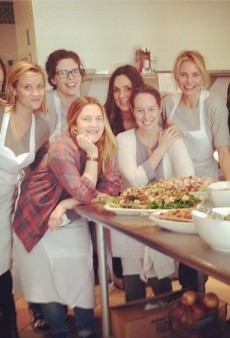 Cameron Diaz Carb-Loads in Napa and Other Celeb Twitpics of the Week