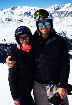 Olivia Palermo Is Chic in Courchevel and Other Celeb Twitpics of the Week