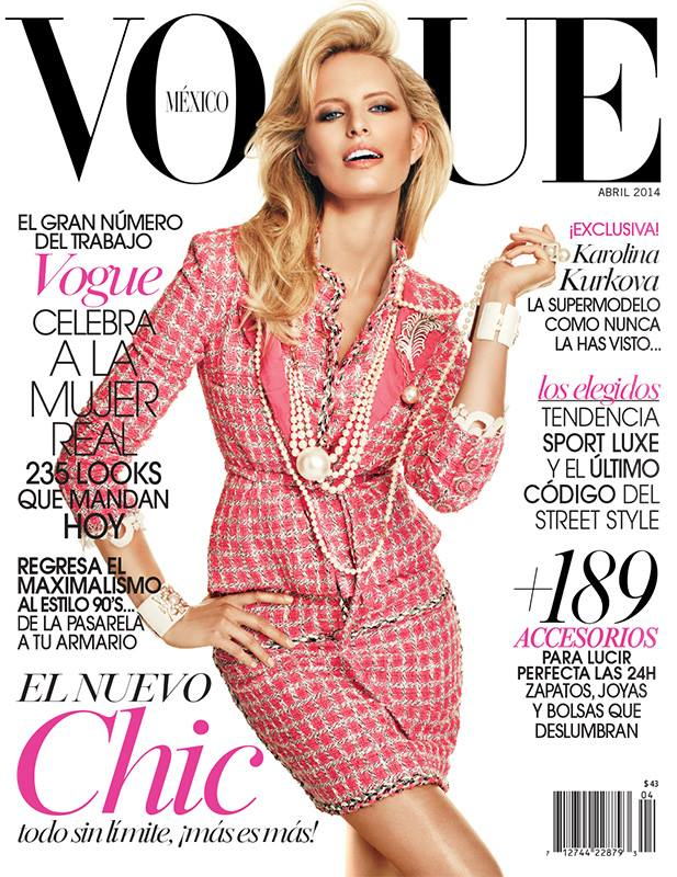 IMAGE CREDIT: FACEBOOK.COM/VOGUEMEXICO VIA TFS FORUMS