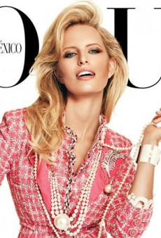 Vogue Mexico Produce a 'Kind of 90s' Cover with Karolina Kurkova (Forum Buzz)