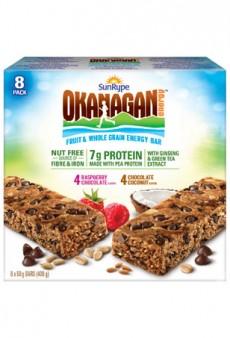 Delicious Healthy Snacks On the Go: SunRype Okanagan Energy Bars