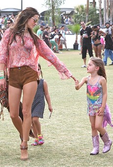Link Buzz: Alessandra Ambrosio Brings Her 5-Year-Old to Coachella; Gwyneth Paltrow's Goop is $1.2 Million in Debt