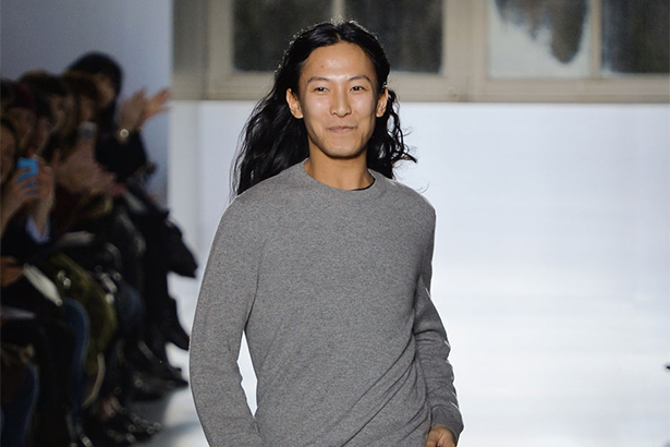 Alexander Wang at Balenciaga Fall 2014 / Image: IMAXtree