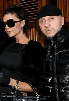 Is Victoria Beckham a Serious Fashion Designer? Not According to Dolce & Gabbana