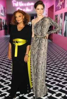 It's a Wrap: Diane von Furstenberg Goes Digital to Celebrate Her Iconic Dress