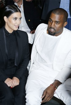 Post-Vogue Cover, Fashion Folk Now Sucking Up to Kim Kardashian and Kanye West