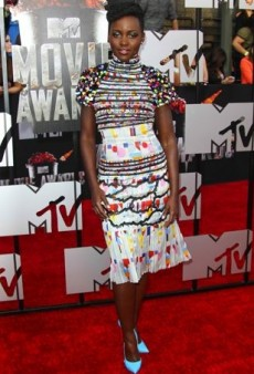 Stars Mix Things Up on the Red Carpet at the 2014 MTV Movie Awards