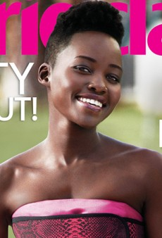 Marie Claire Cover Girls: Lupita Nyong'o, Emilia Clarke, Kate Mara, Elizabeth Olsen and Elle Fanning — Yep, All of Them!