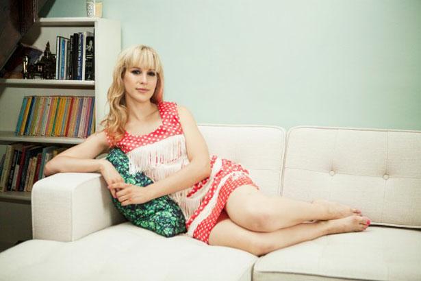 Designer Rachel Antonoff