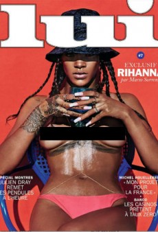 All The T&A in Rihanna's Lui Magazine Spread (NSFW)