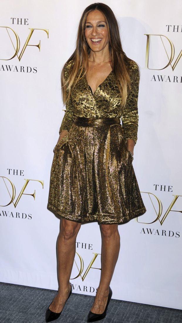 Sarah Jessica Parker 2014 DVF Awards