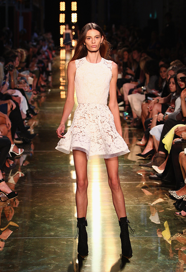 When It Comes To Runway Models How Thin Is Too Thin The