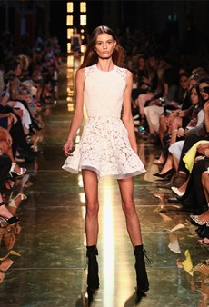 When It Comes to Runway Models, How Thin is Too Thin? The Debate Rages on at Fashion Week Australia