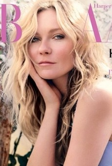 Kirsten Dunst Is Surrounded by Flowers on UK Harper's Bazaar (Forum Buzz)