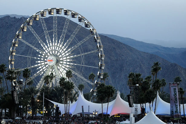 Coachella Valley Music And Arts Festival, Getty
