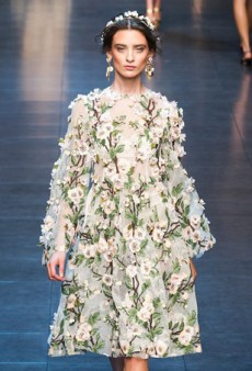 Life in 3D: Give Your Spring Wardrobe the Oversized Embellishment Treatment