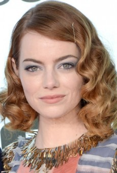 Get Emma Stone's Pretty Pastel Makeup Look