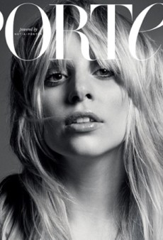 First Impressions: Porter's Second Issue with Lady Gaga by Inez & Vinoodh