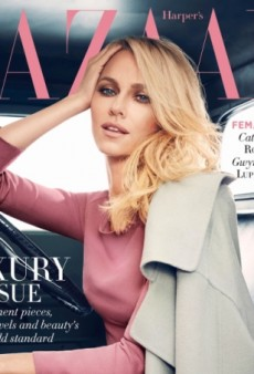 Naomi Watts is Pretty in Pink for Australian Harper's Bazaar (Forum Buzz)