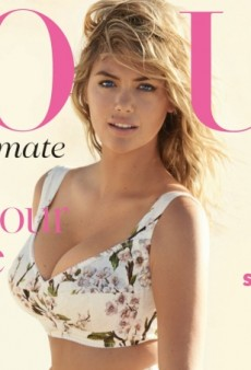You Guessed It… Kate Upton Is UK Vogue's June Cover Star (Forum Buzz)
