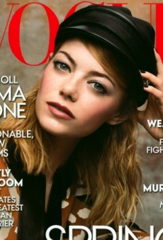 Vogue's May Cover with Emma Stone is 'More Fall than Spring' (Forum Buzz)