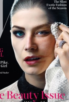 W Magazine's May Cover Is 'Haunting' with Rosamund Pike (Forum Buzz)