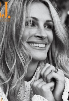 Josh Olins Photographs Julia Roberts for Wall Street Journal (Forum Buzz)