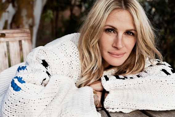 Wall Street Journal May 2014 Editorial Image Julia Roberts