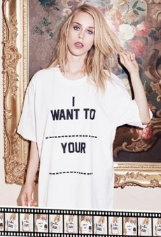 Link Buzz: Topshop x Ashish Lands; Scout Willis Protests Instagram's Anti-Nipples Policy