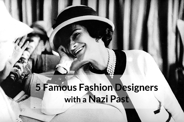 #TBT? Five Big-Name Fashion Designers Who Had Ties to the Nazis