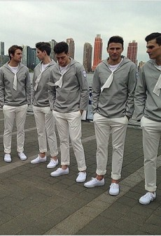 This is What a Dior Ferry Looks Like (Bonus: Dior Brought Its Own Sailorboys Too)