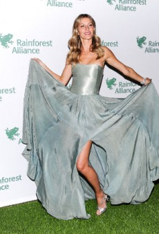 Gisele Bundchen Raises Her Own Chickens in Los Angeles