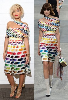 Runway to Real Life: Rita Ora in Chanel, Anna Wintour in Marni and More (Forum Buzz)