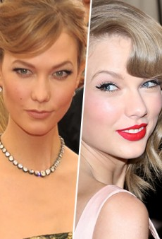 After the Met Ball, BFFs Taylor Swift and Karlie Kloss Went Home to Eat Pizza in Their Ball Gowns