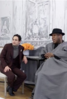 Watch: André Leon Talley Previews Zac Posen Fall 2014